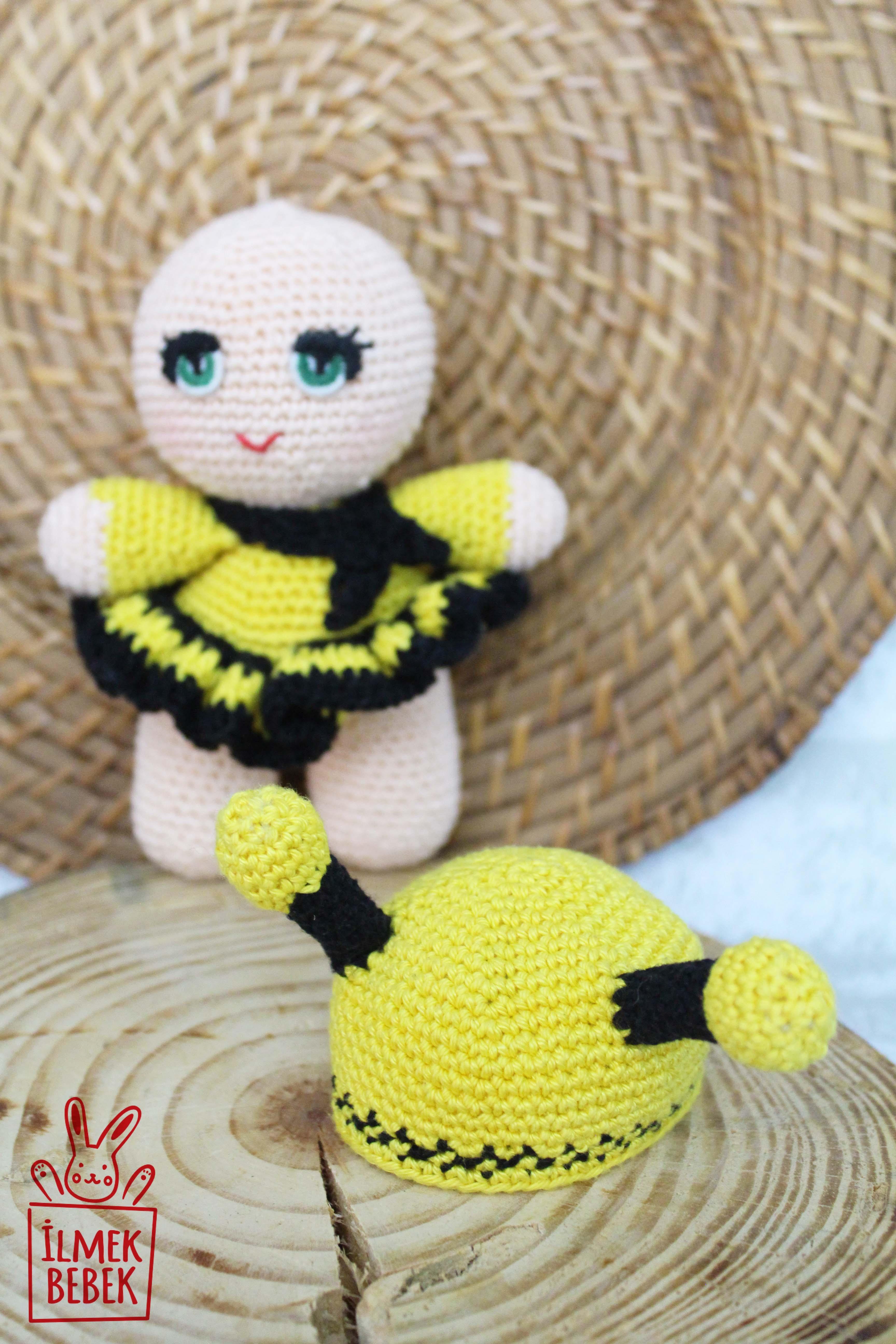 Amigurumi Minik Bebek Nasıl Yapılır? - Mimuu.com | 500x500